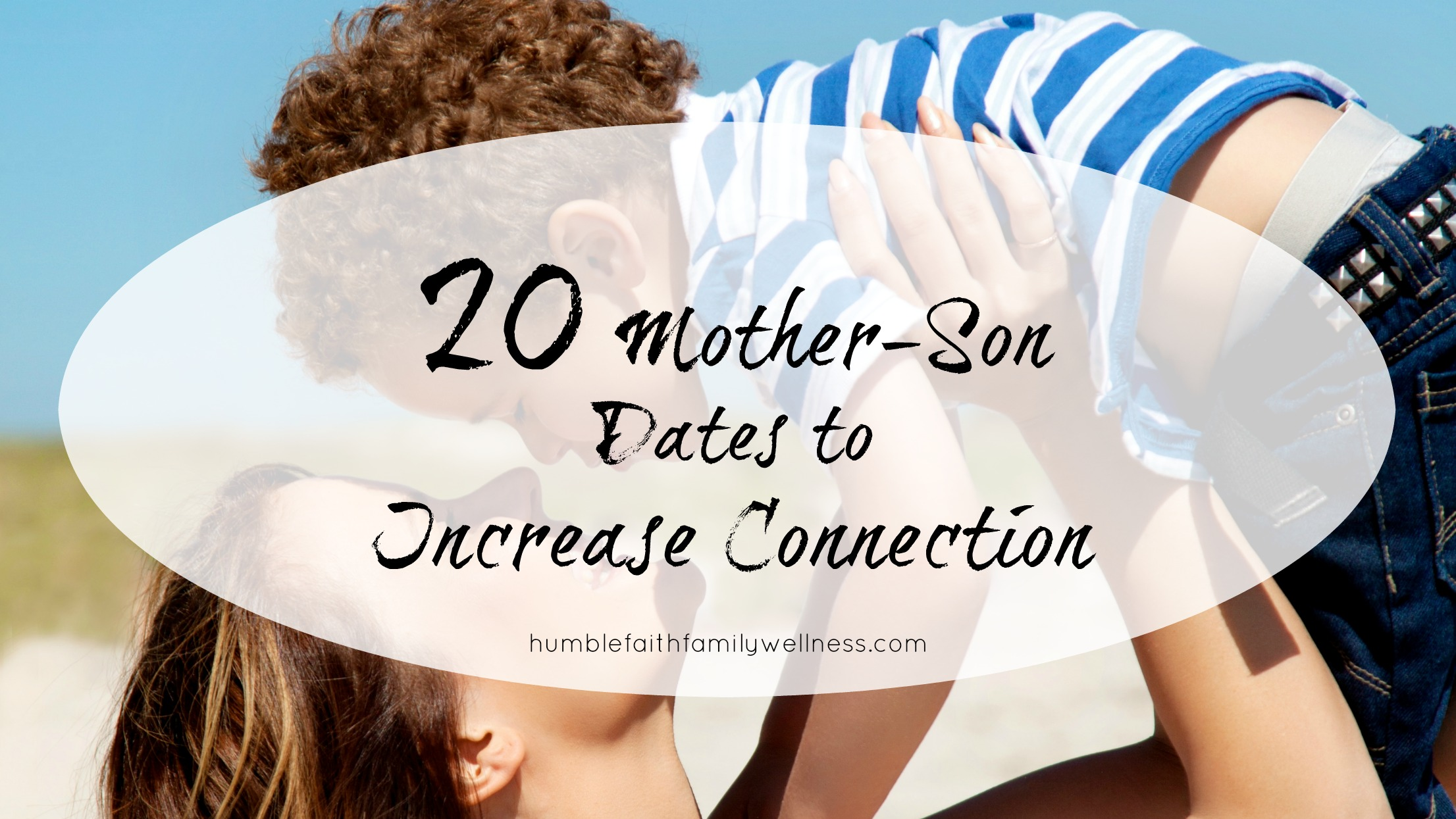 Mother-Son connection, parenting