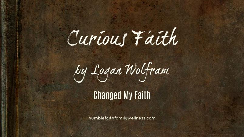 Book, Curious Faith
