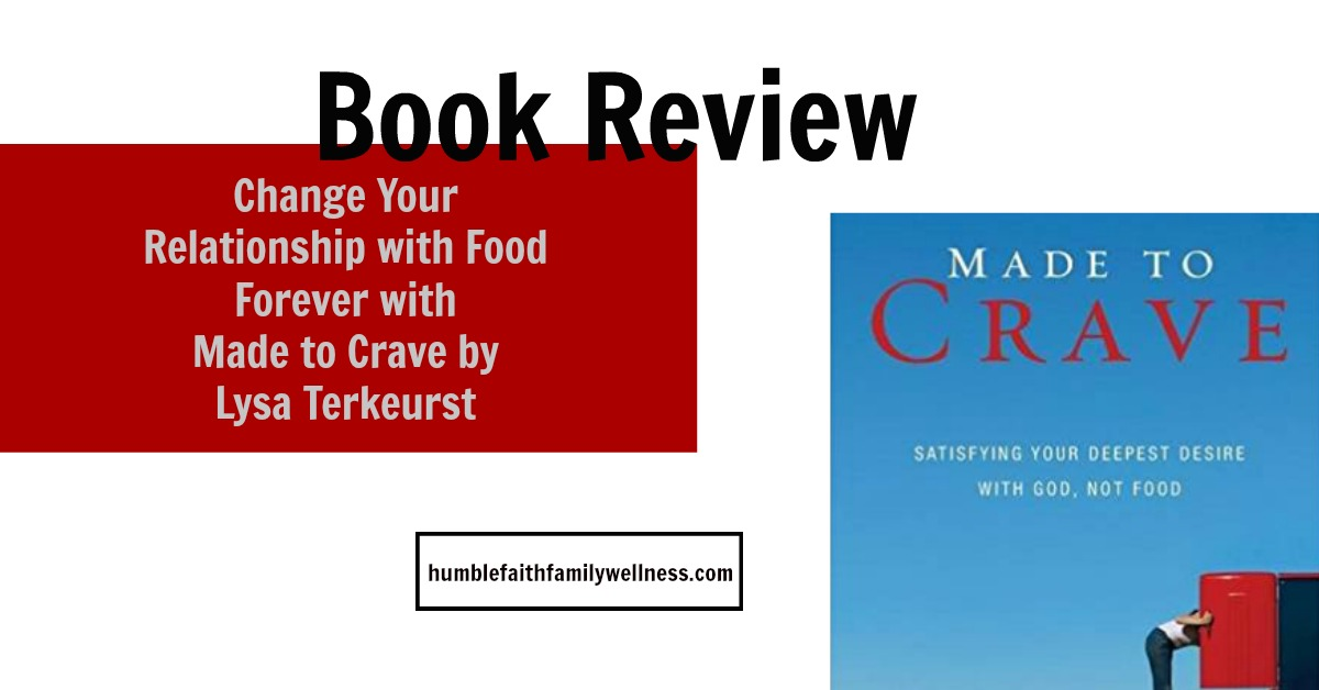 Crave, Made to Crave, Book Review