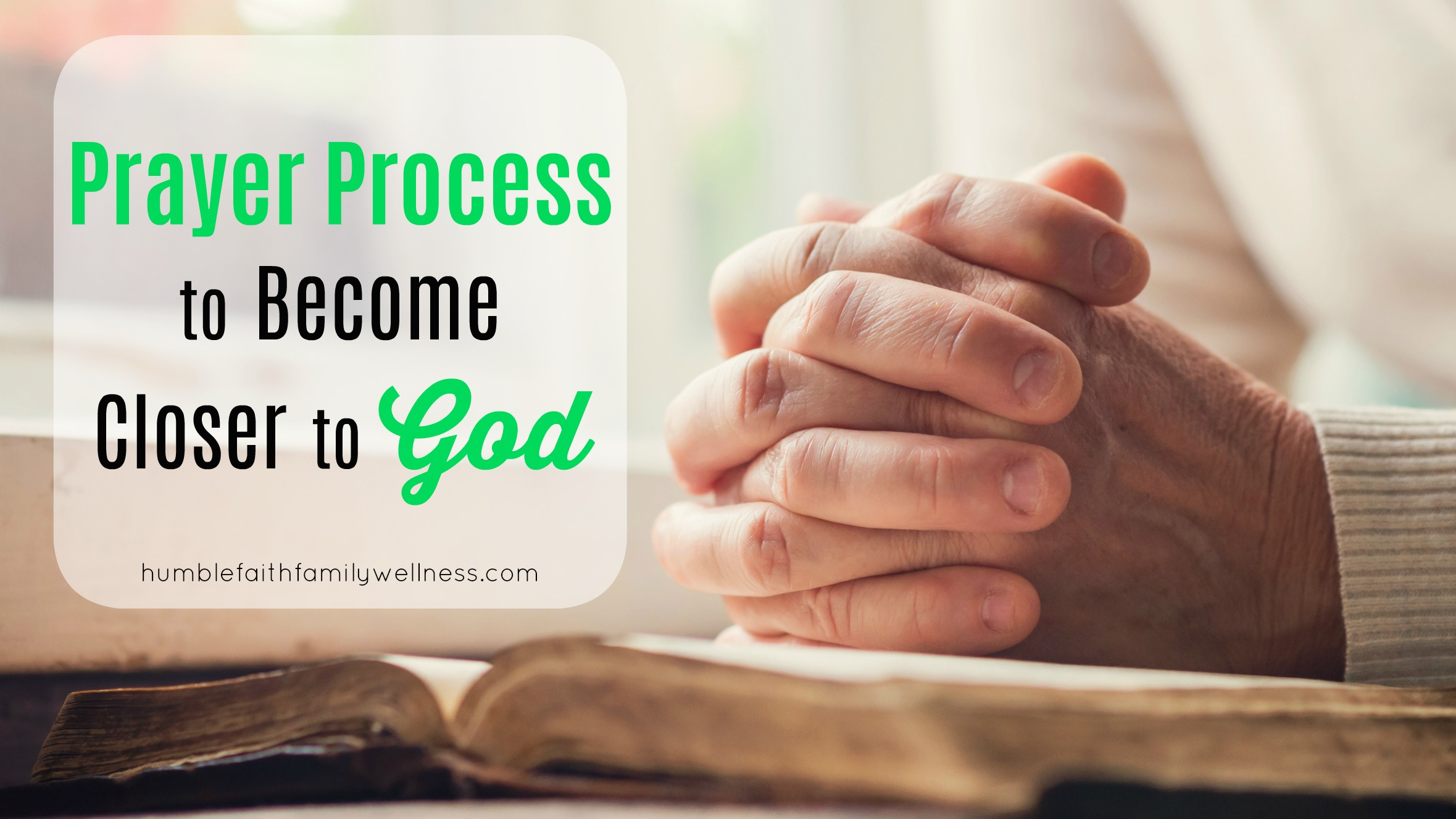 prayer process