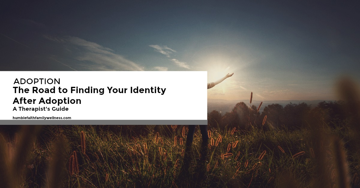 Adoption, Guest Post, Identity in Christ