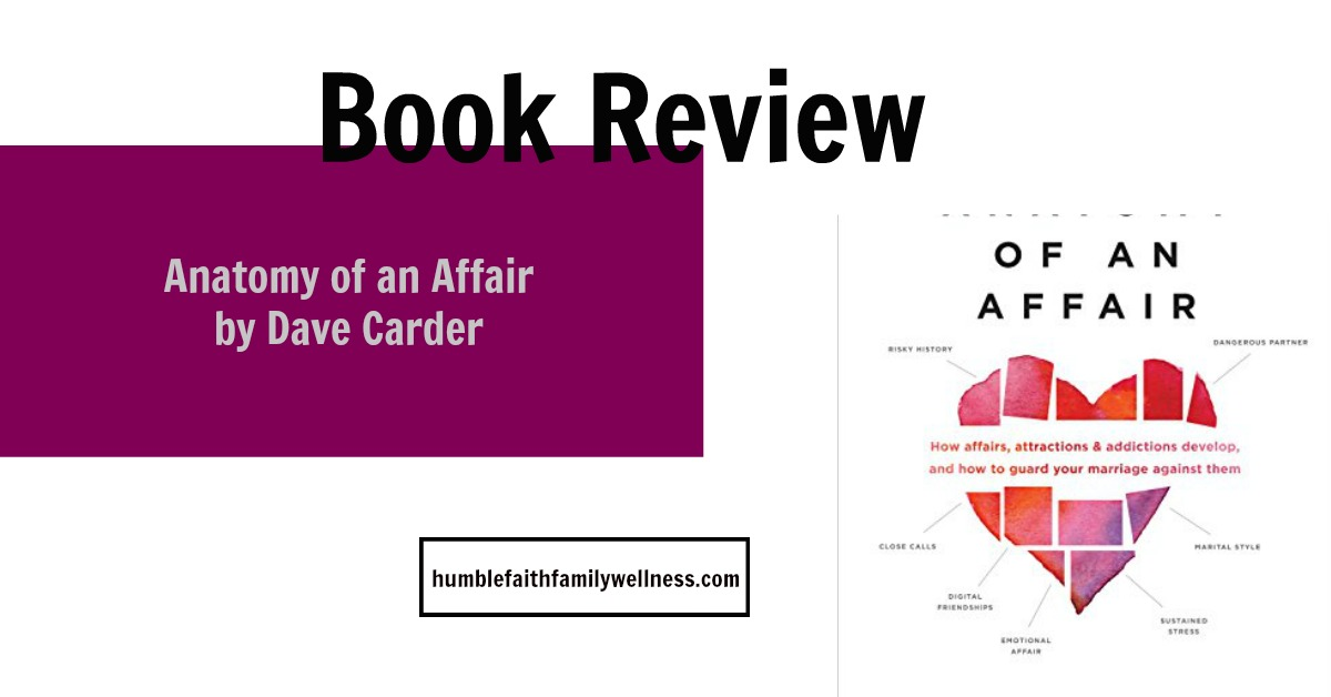Affair, Book Review, Marriage