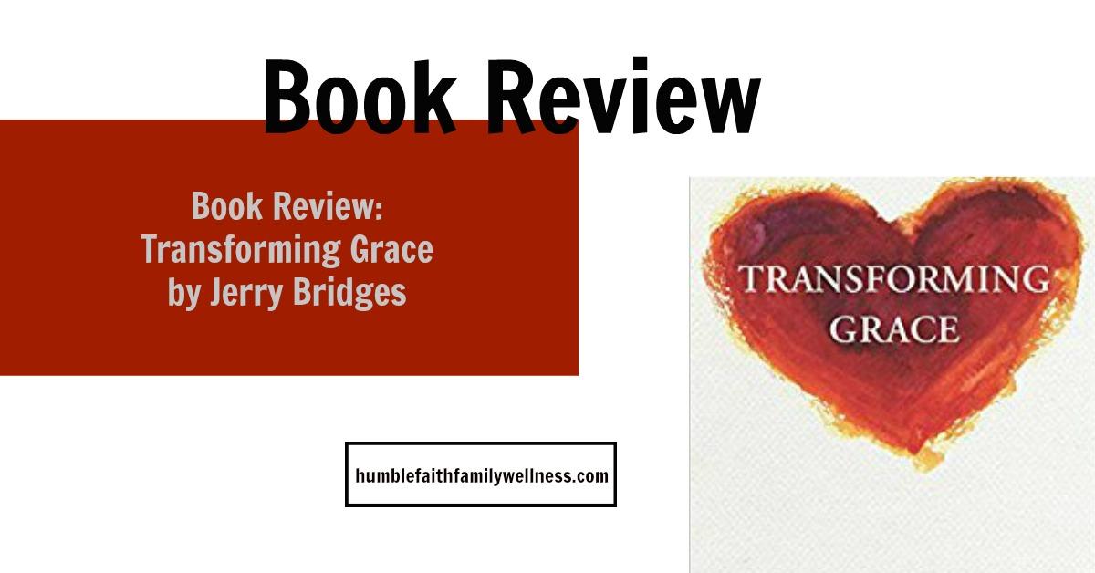 grace, transforming grace, book review