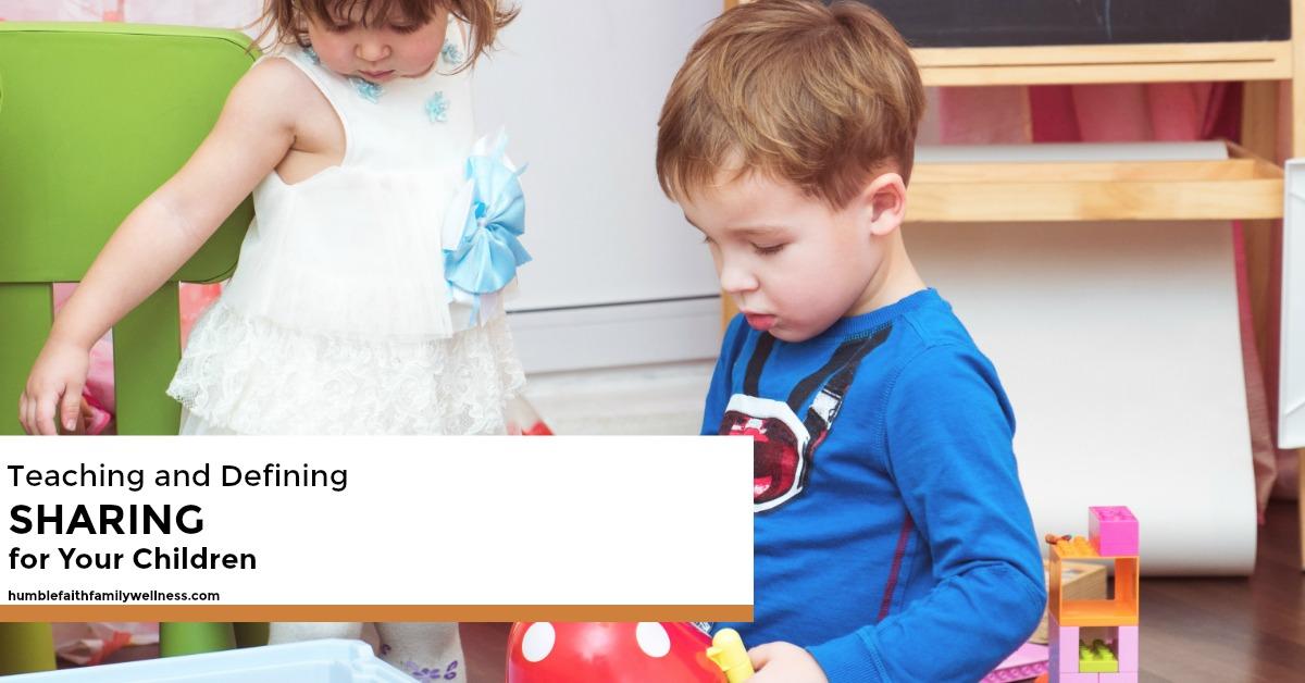 sharing, parenting, parent education, teaching, children, life skills